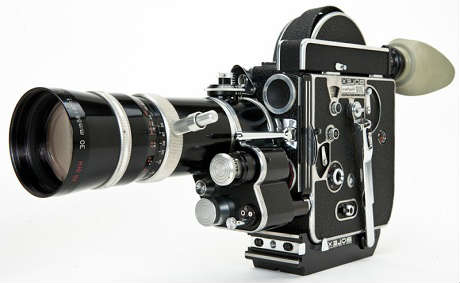 mint Bolex H16 reflex camera sale