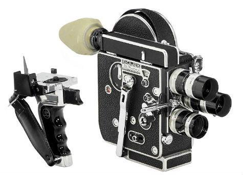 bolex h8 reflex camera